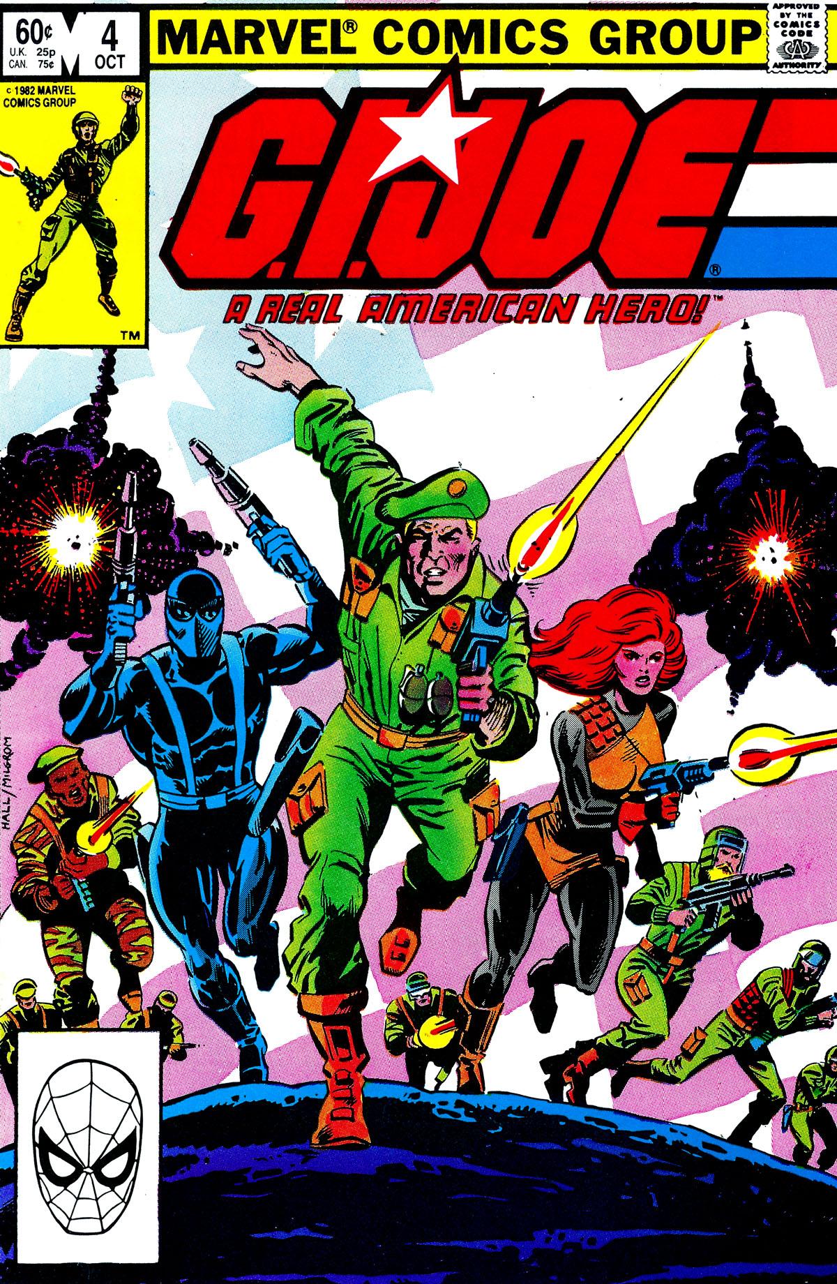 G.I. Joe: A Real American Hero 4 Page 1