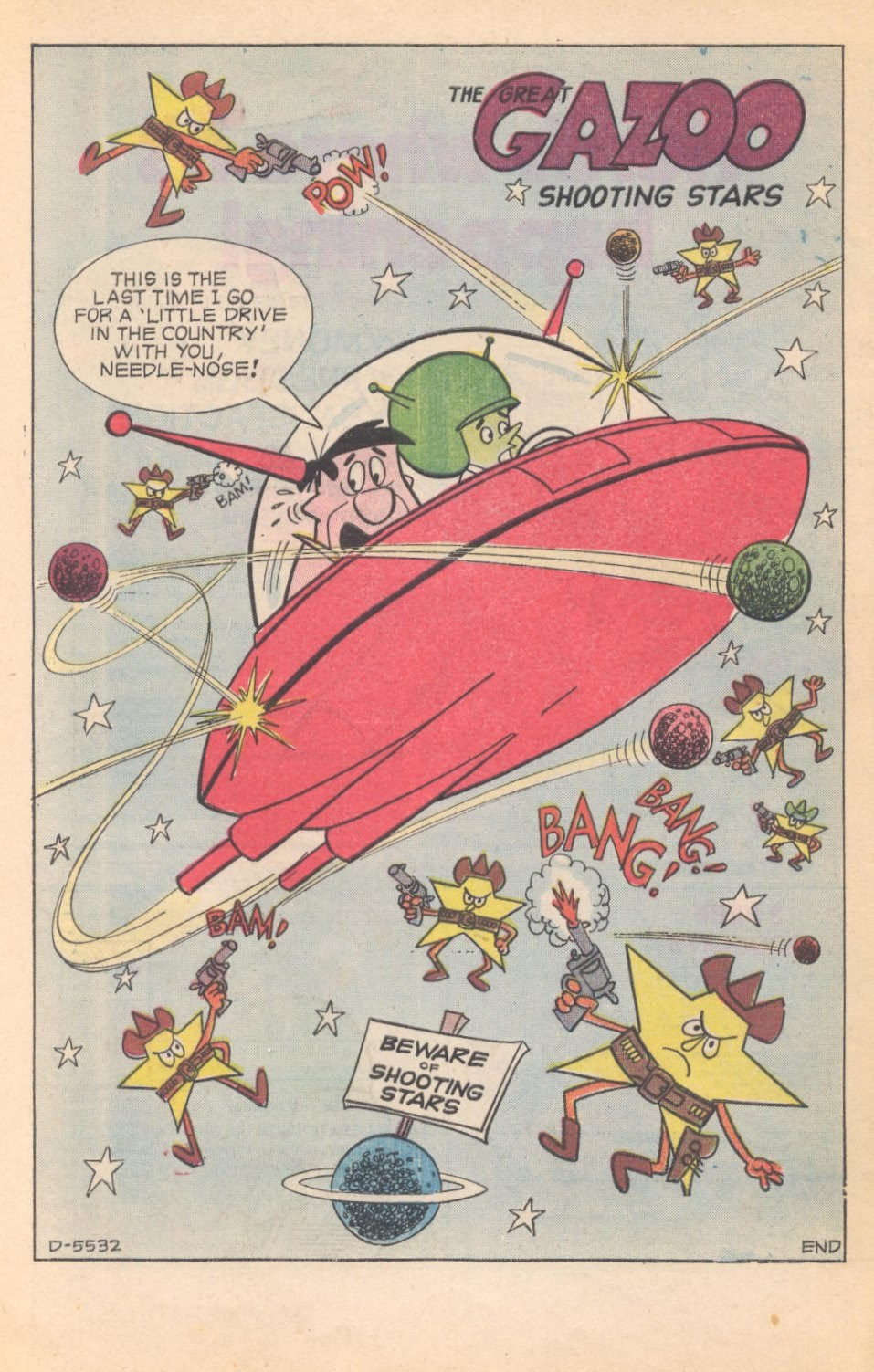 Great Gazoo issue 3 - Page 6