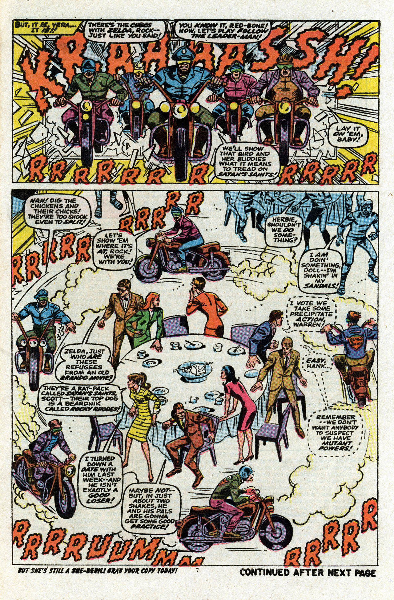 Uncanny X-Men (1963) 80 Page 8