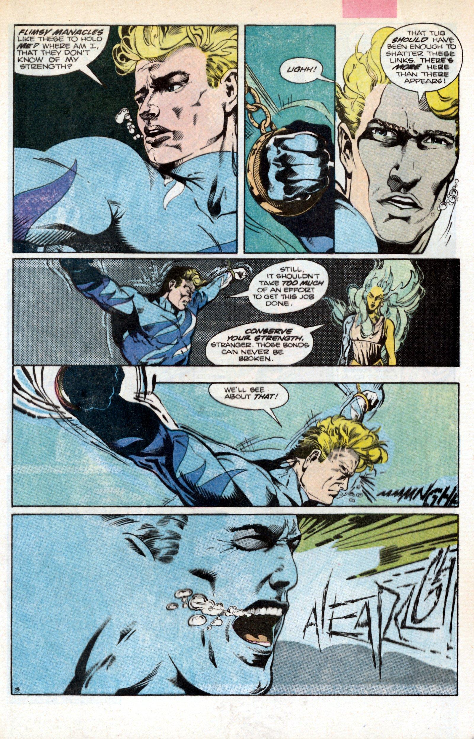 Read online Aquaman (1986) comic -  Issue #2 - 5