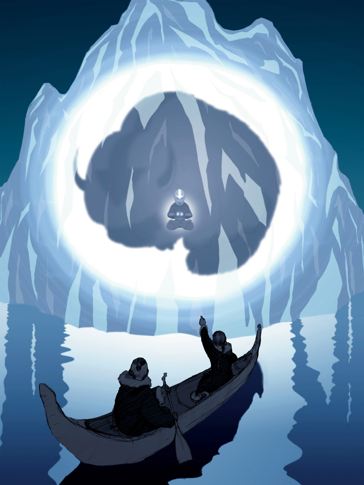 Read online Avatar: The Last Airbender - The Art of the Animated Series comic -  Issue # TPB (Part 1) - 11