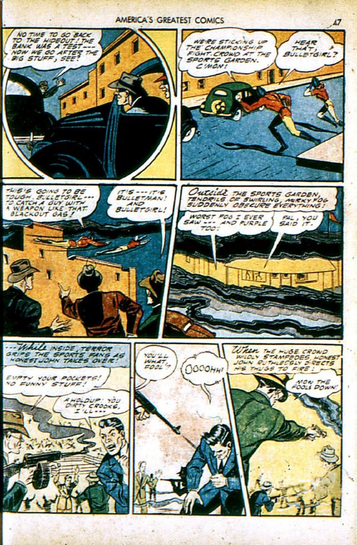 Read online America's Greatest Comics comic -  Issue #4 - 47