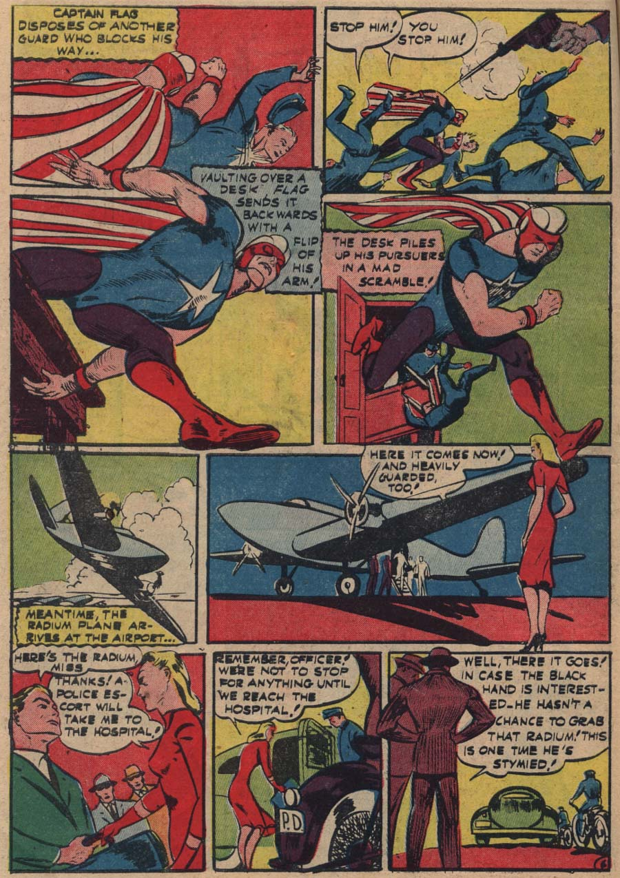 Blue Ribbon Comics (1939) issue 18 - Page 7