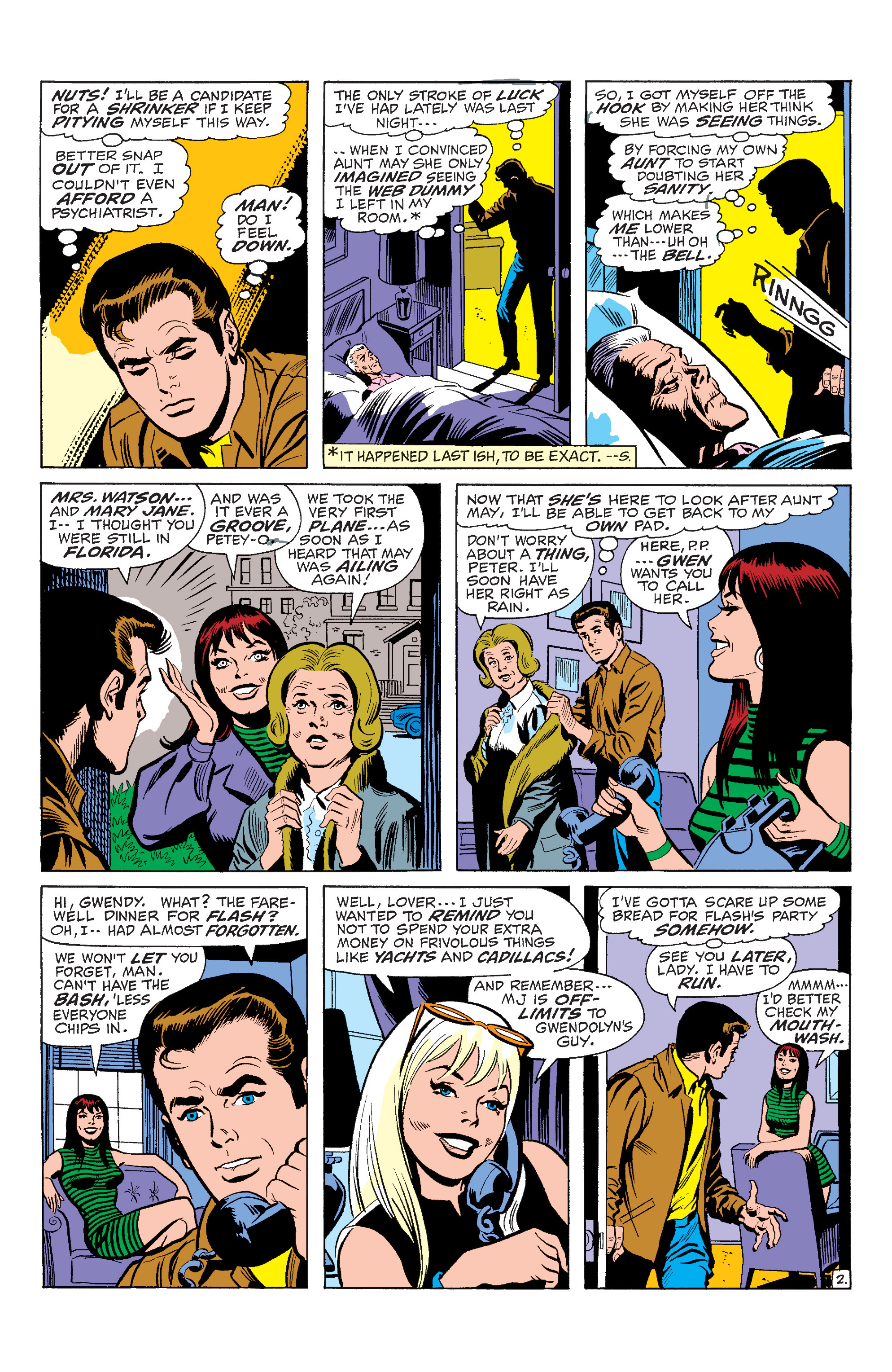 The Amazing Spider-Man (1963) 82 Page 2