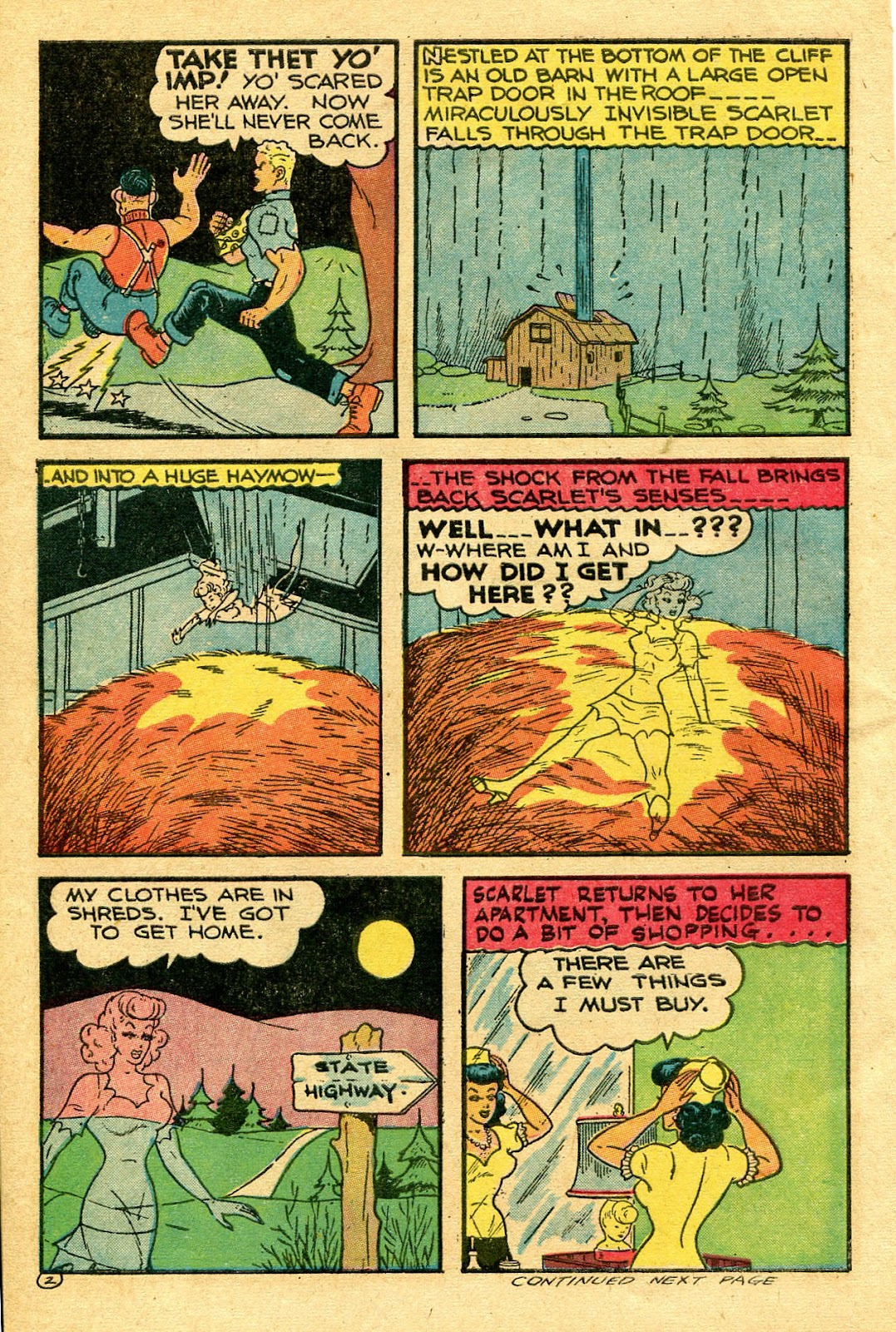 Read online Famous Funnies comic -  Issue #130 - 14