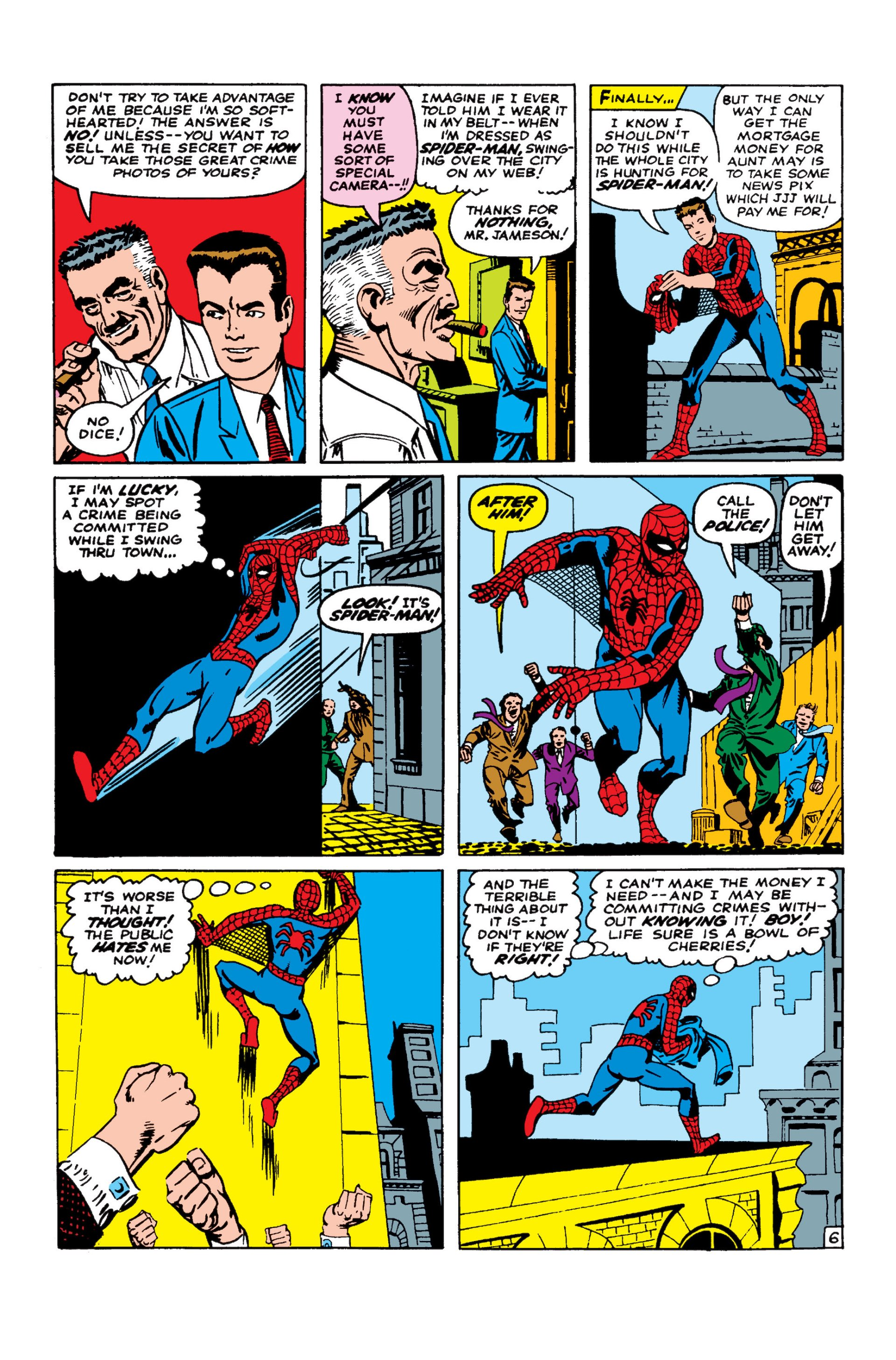 The Amazing Spider-Man (1963) 13 Page 6