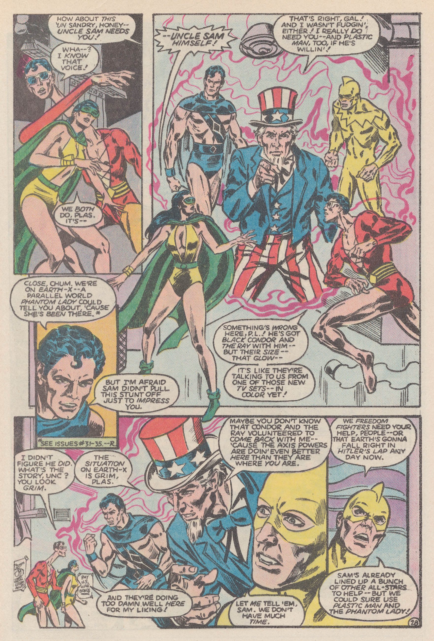 Read online All-Star Squadron comic -  Issue #50 - 33