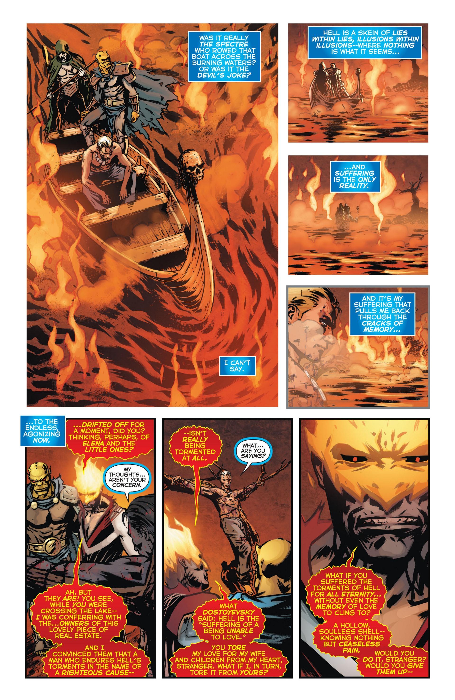 Read online Trinity of Sin: The Phantom Stranger comic -  Issue #9 - 18
