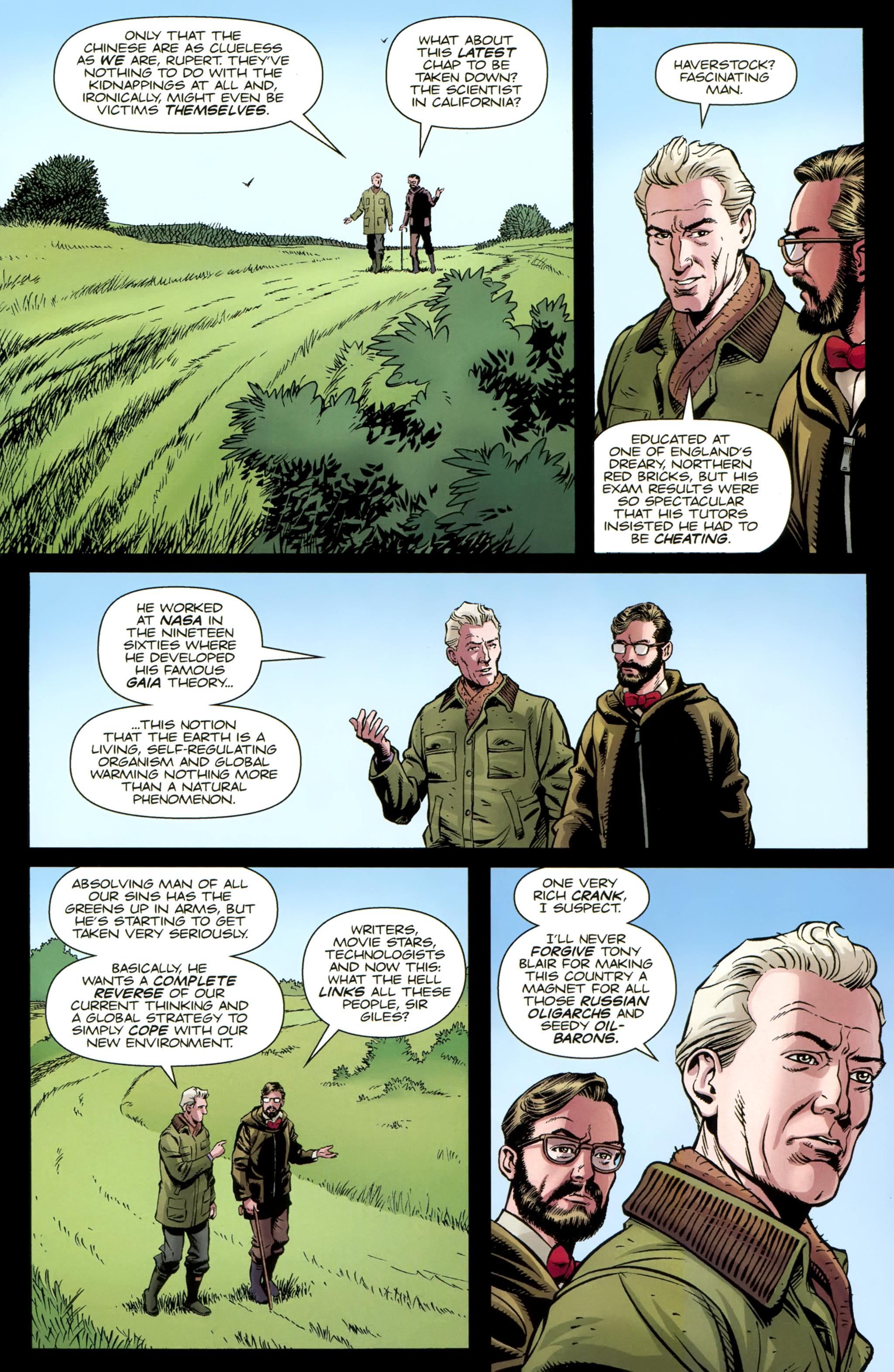 Read online Secret Service comic -  Issue #3 - 10