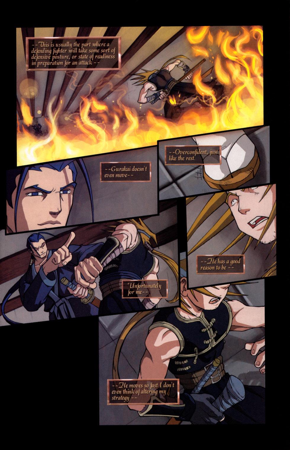 Read online Shidima comic -  Issue #7 - 3