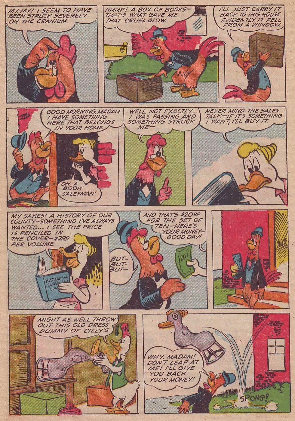Read online Animal Comics comic -  Issue #17 - 26