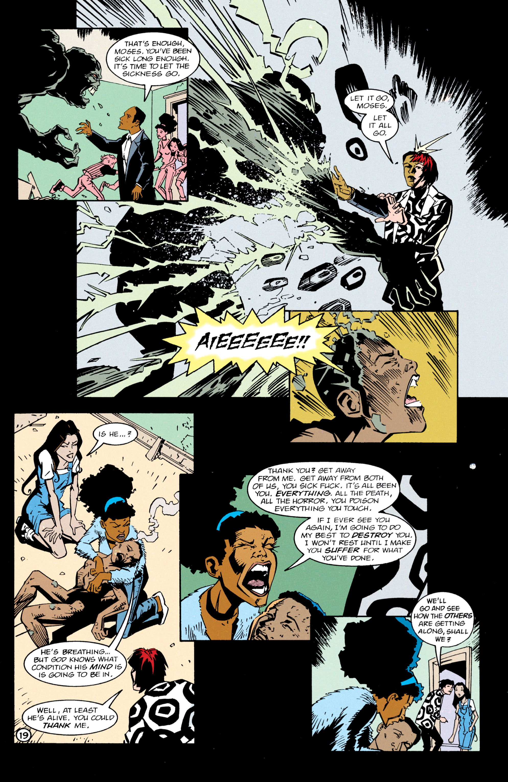 Read online Shade, the Changing Man comic -  Issue #63 - 20