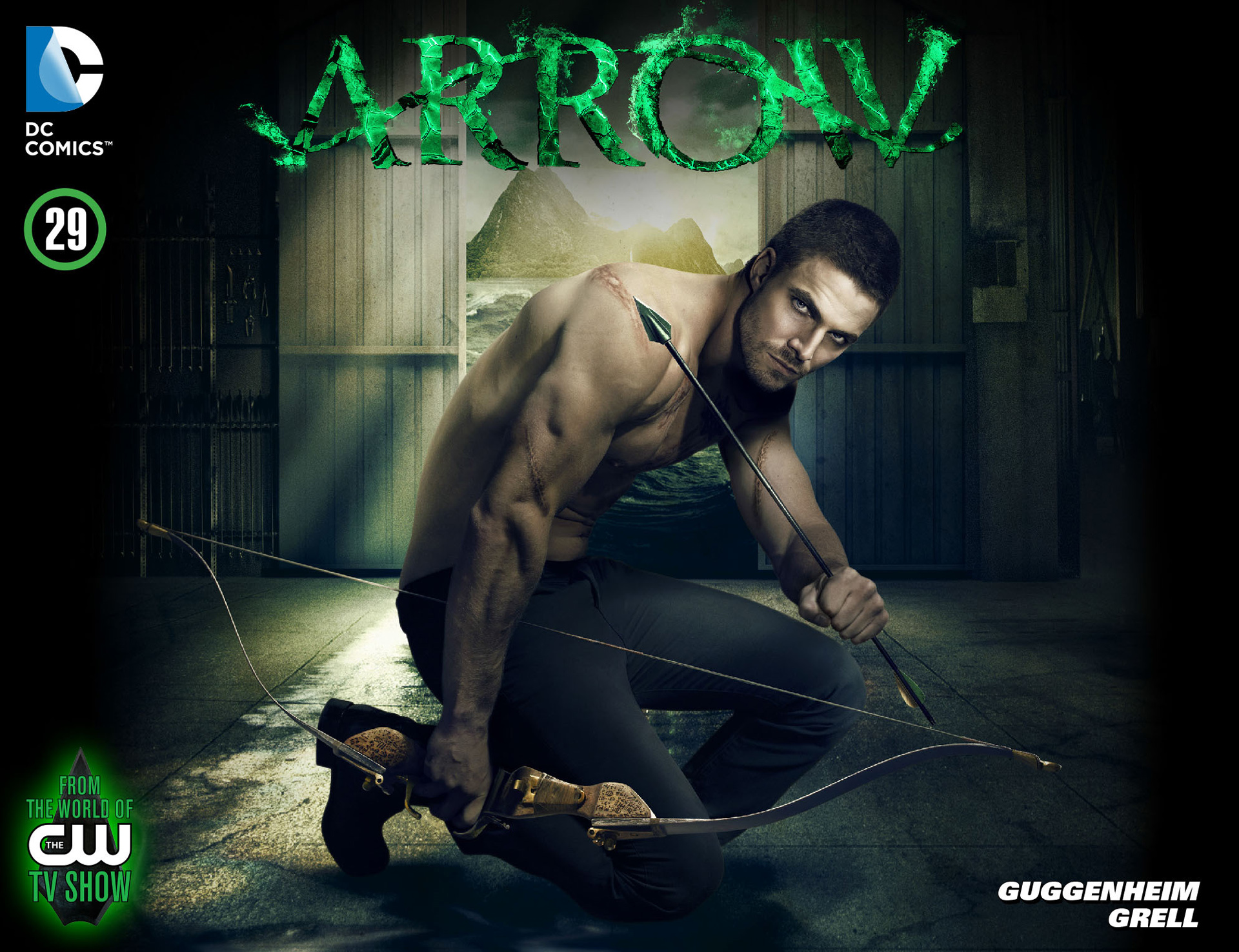 Read online Arrow [II] comic -  Issue #29 - 1