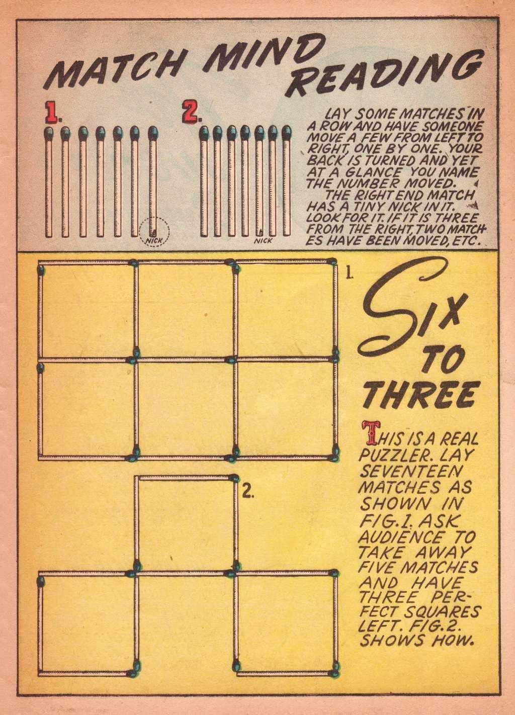 Read online Super-Magician Comics comic -  Issue #2 - 45