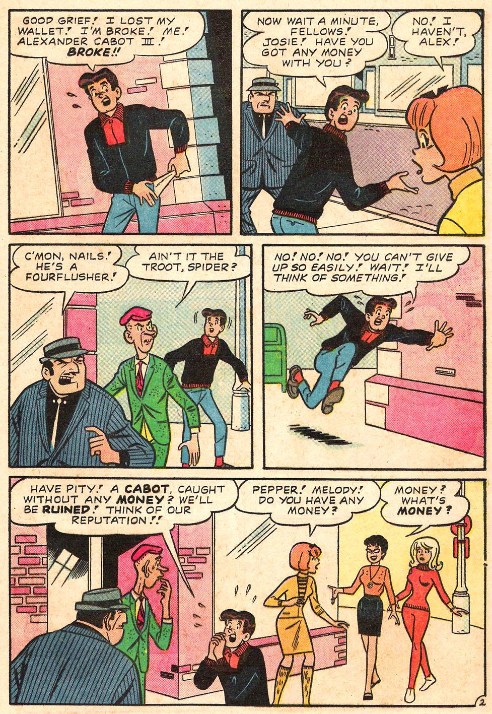 Read online She's Josie comic -  Issue #19 - 21