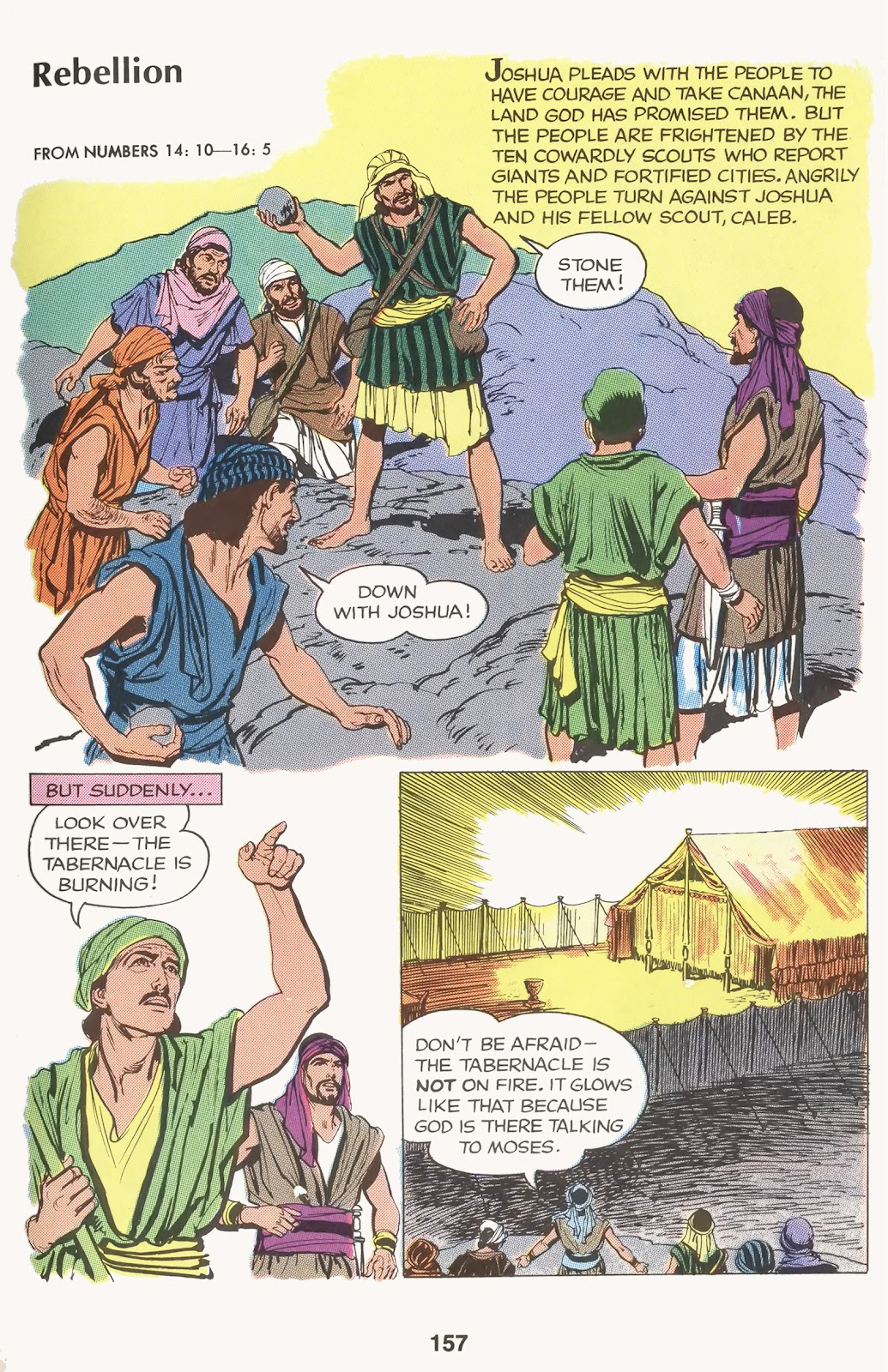 The Picture Bible issue TPB (Part 2) - Page 60