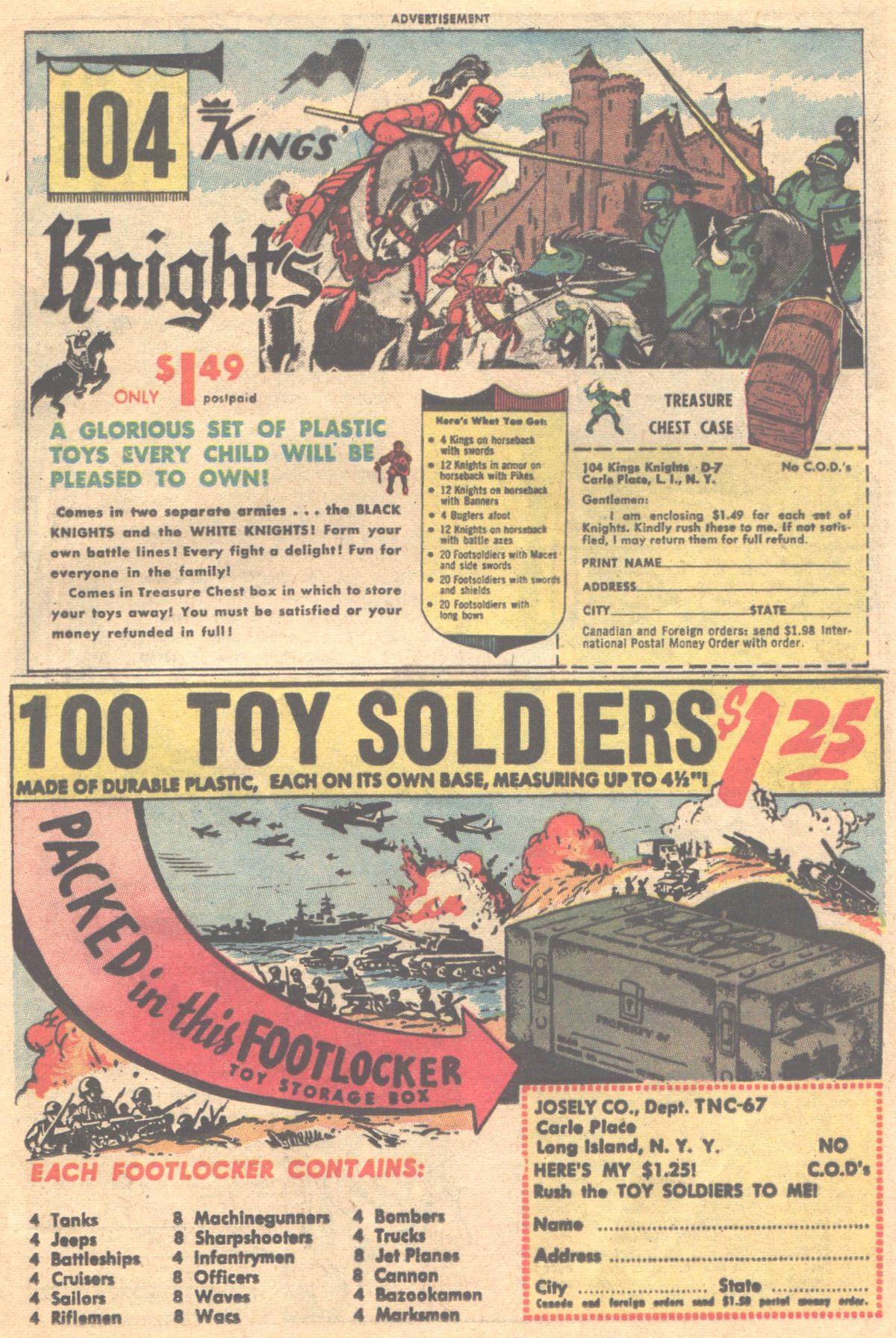 Read online Adventure Comics (1938) comic -  Issue #312 - 33