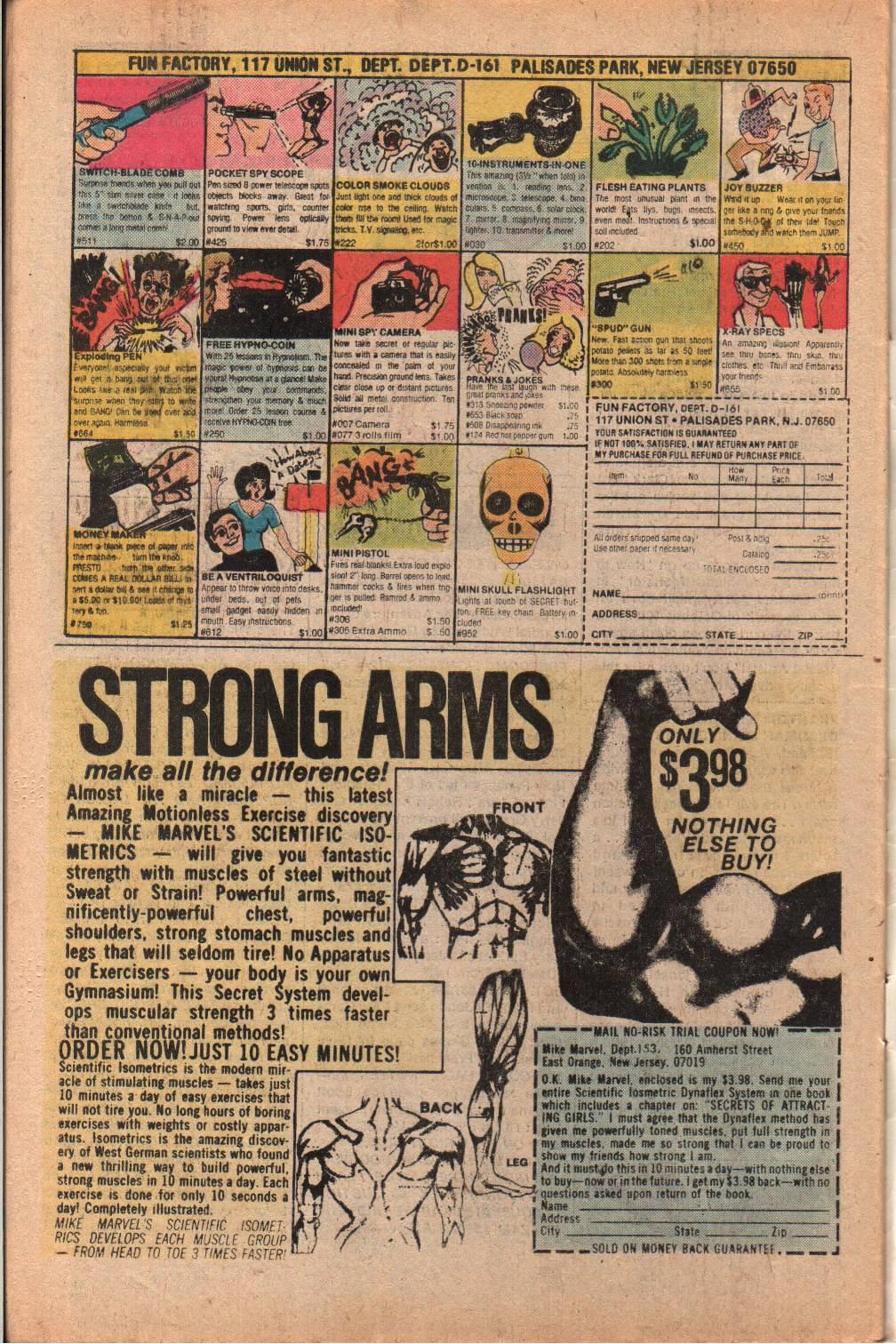 Read online Shazam! (1973) comic -  Issue #33 - 34