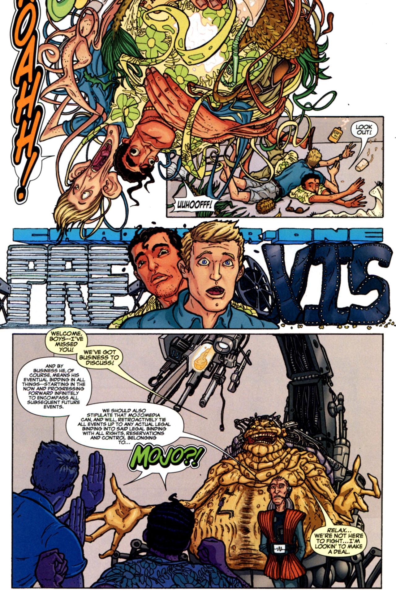 Read online Astonishing Tales (2009) comic -  Issue #1 - 31