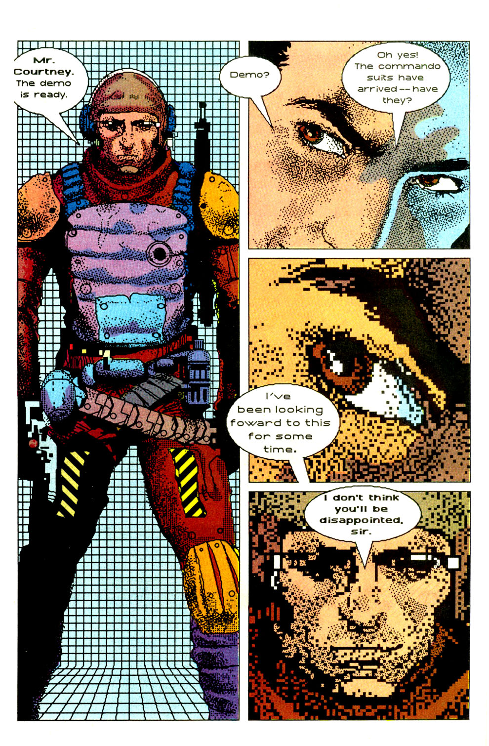 Jon Sable, Freelance issue 30 - Page 29