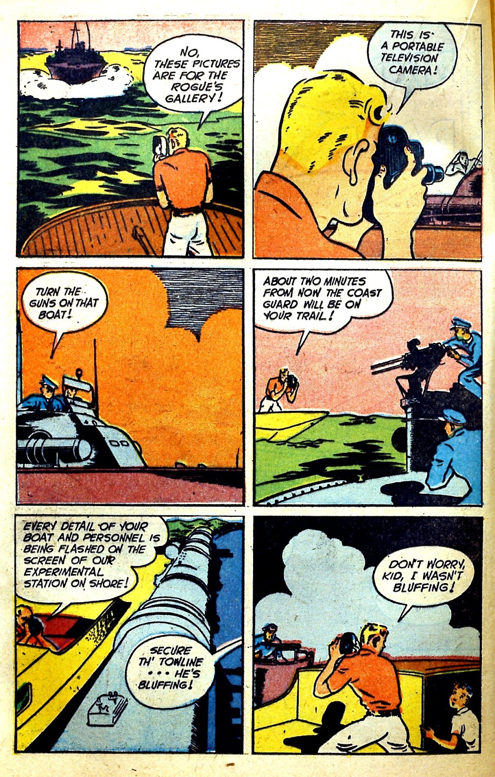 Read online Famous Funnies comic -  Issue #166 - 28