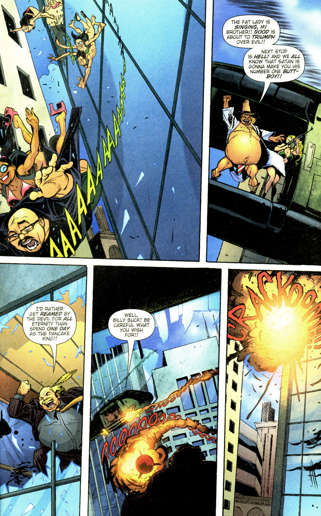 Read online Caper comic -  Issue #12 - 20