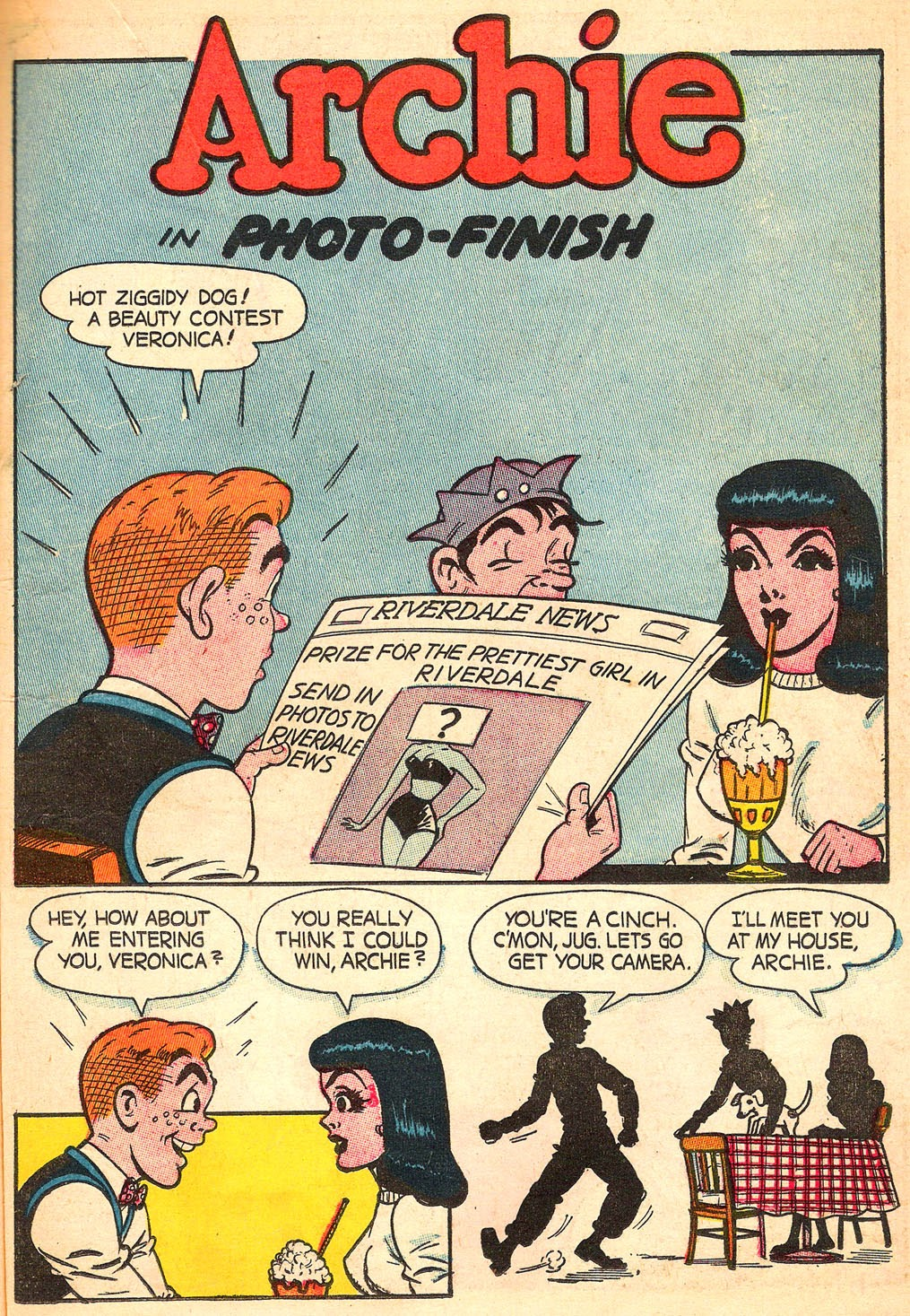 Archie Comics issue 027 - Page 27