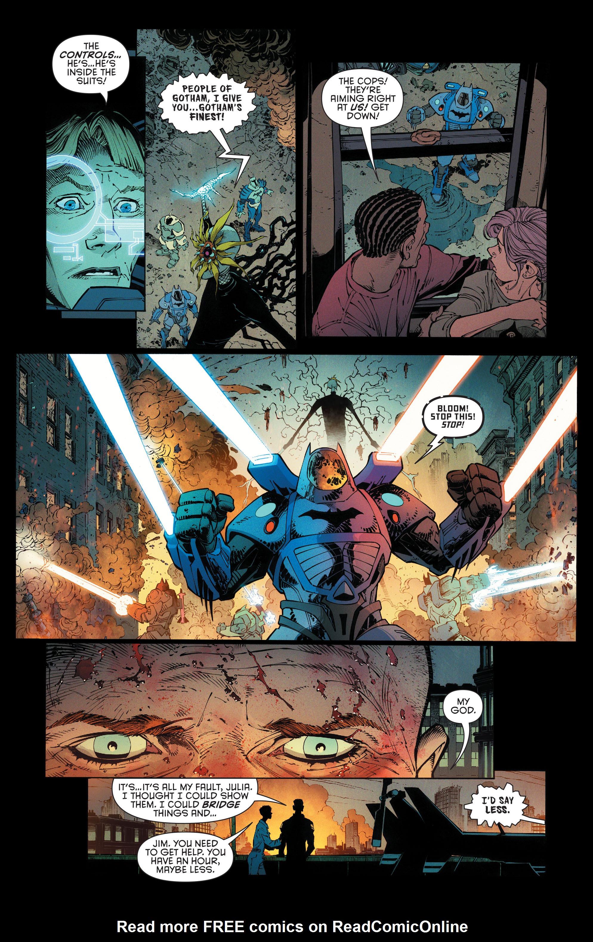 Read online Batman (2011) comic -  Issue # _TPB 9 - 97