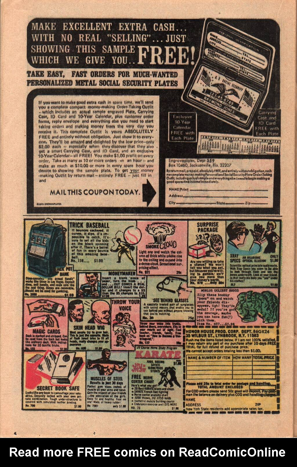 Read online Action Comics (1938) comic -  Issue #430 - 23