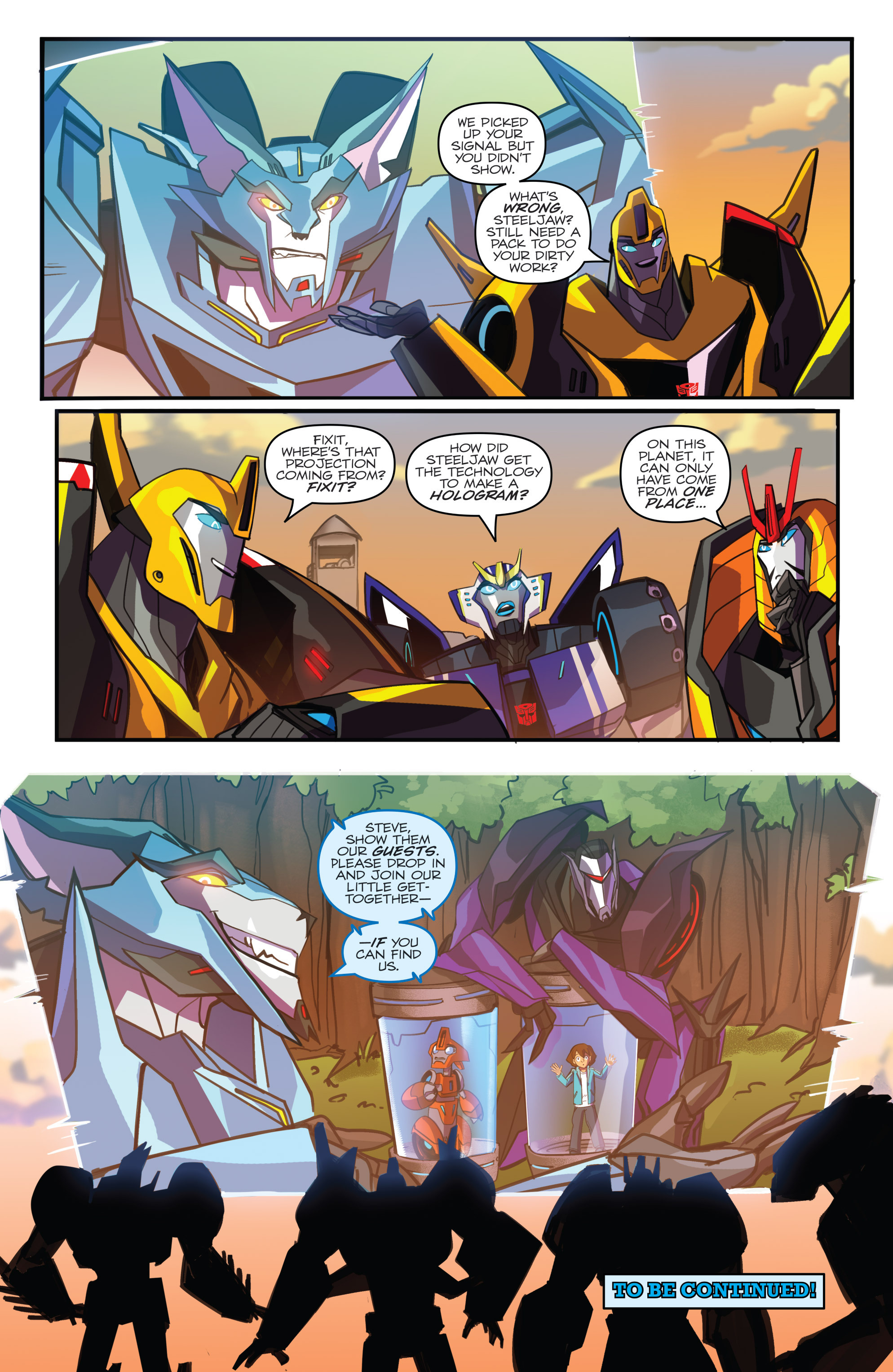 Read online Transformers: Robots In Disguise (2015) comic -  Issue #5 - 24