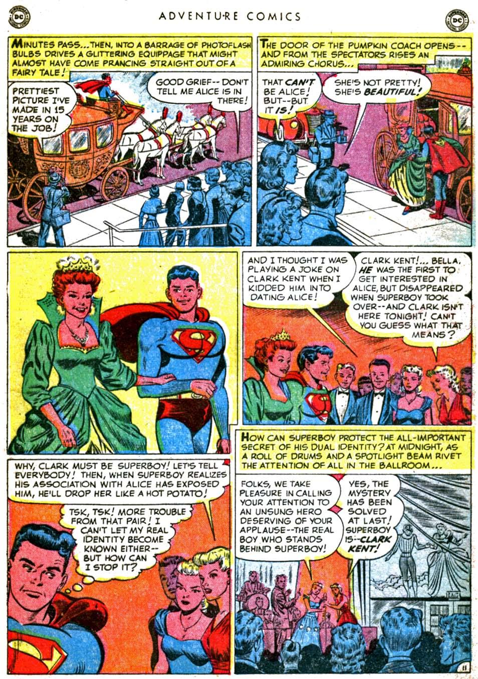 Read online Adventure Comics (1938) comic -  Issue #160 - 13