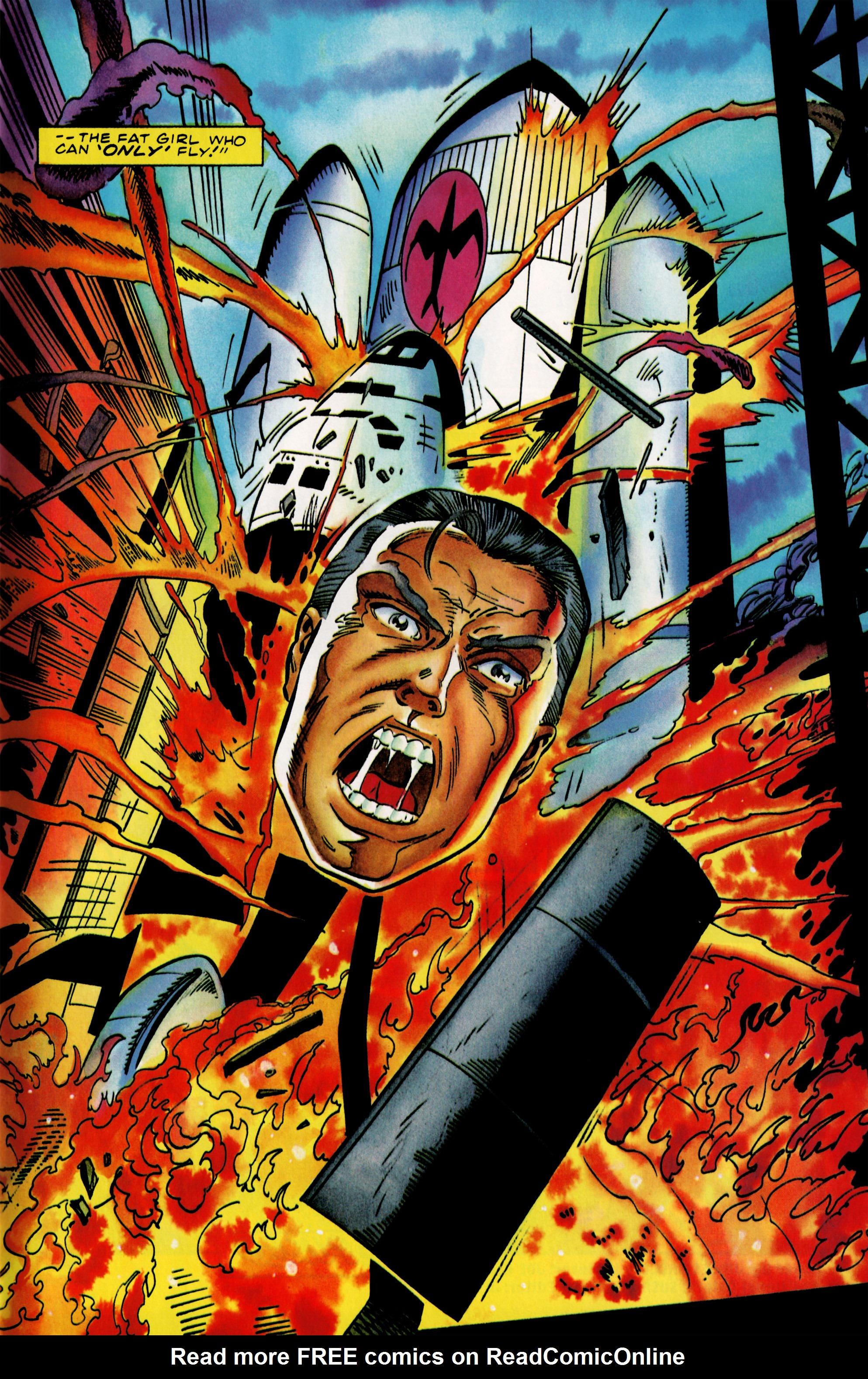 Read online Harbinger (1992) comic -  Issue #37 - 19