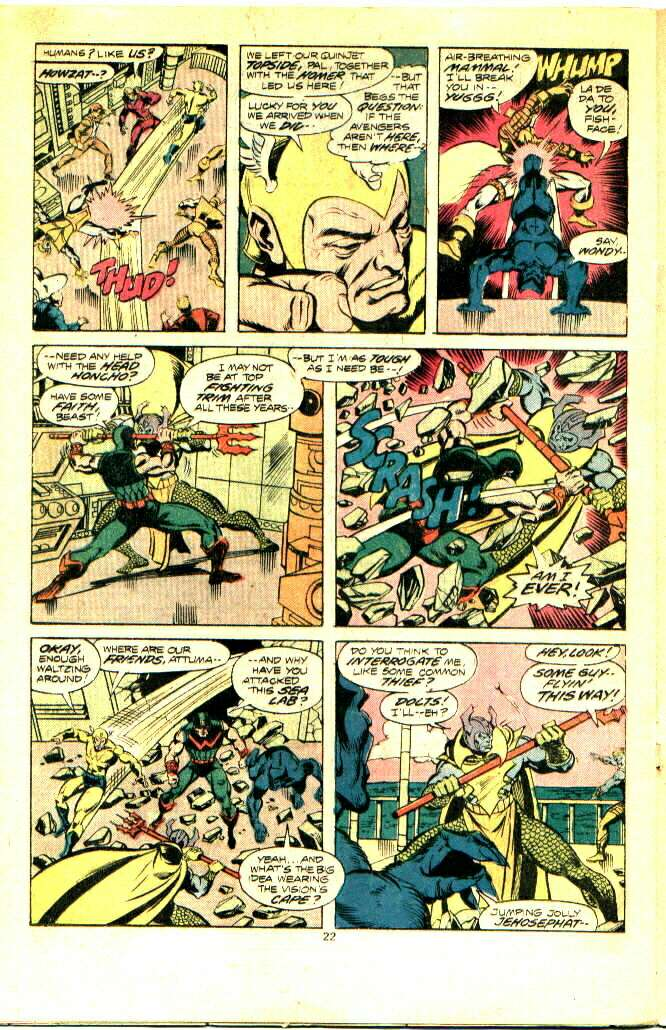 The Avengers (1963) 155 Page 12