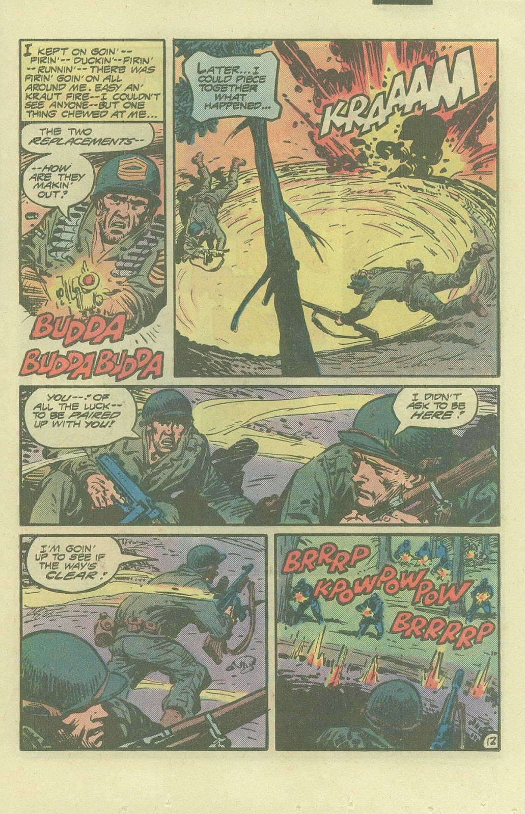 Sgt. Rock issue 387 - Page 16