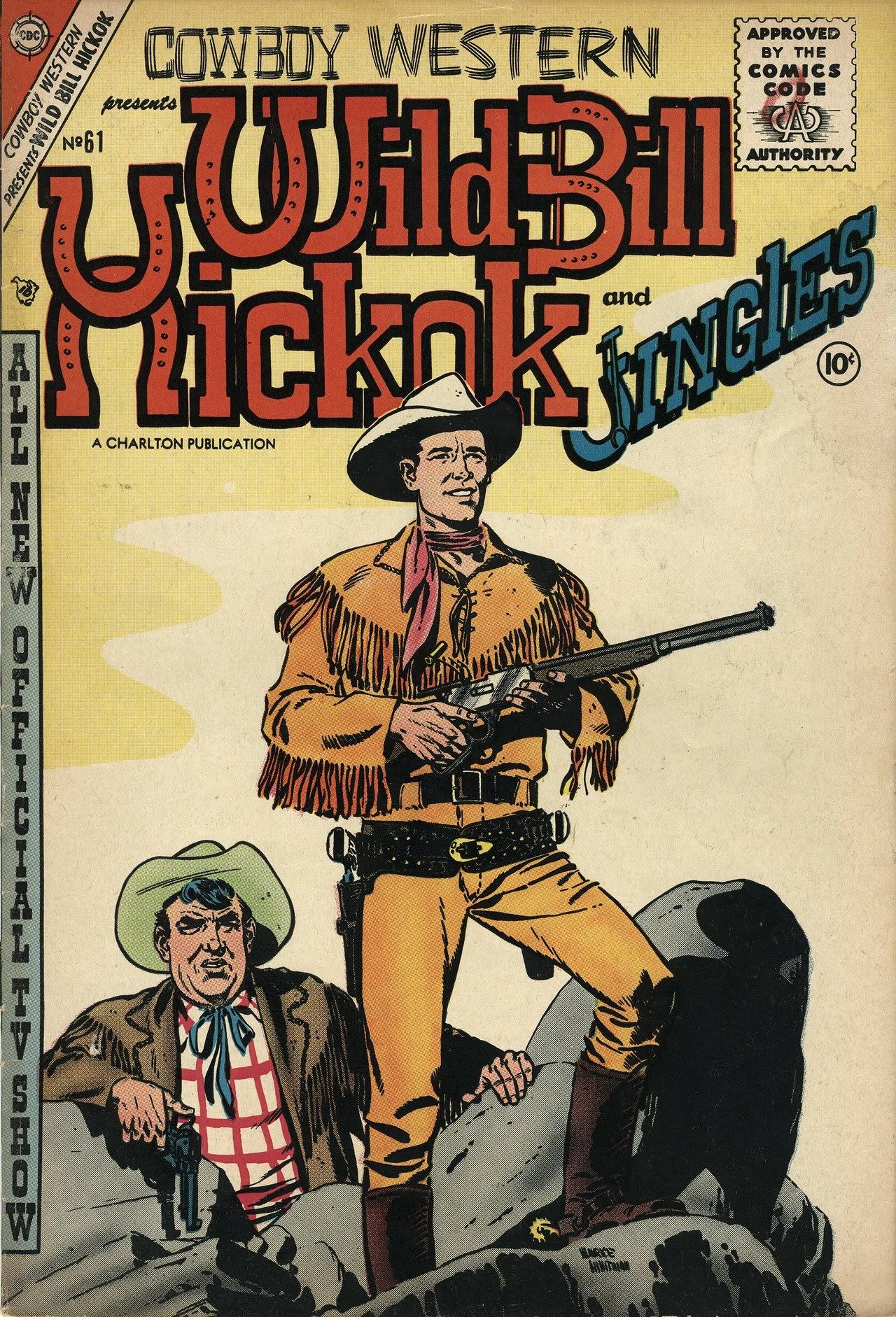 Cowboy Western 61 Page 1