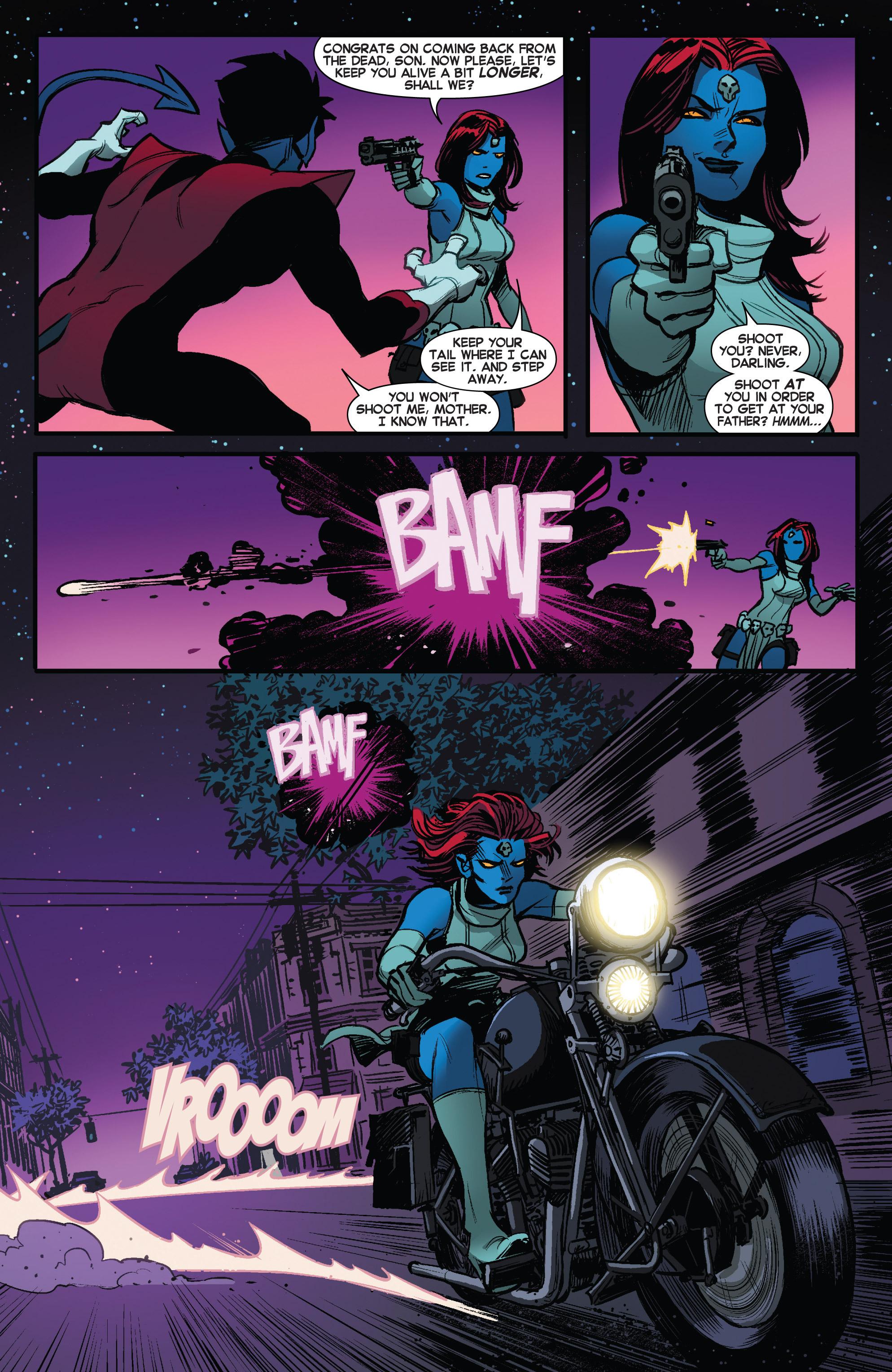 Read online Amazing X-Men (2014) comic -  Issue #6 - 13