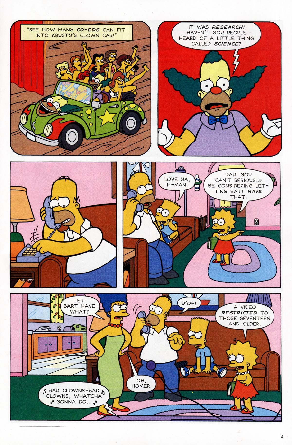 Read online Simpsons Comics Presents Bart Simpson comic -  Issue #10 - 4