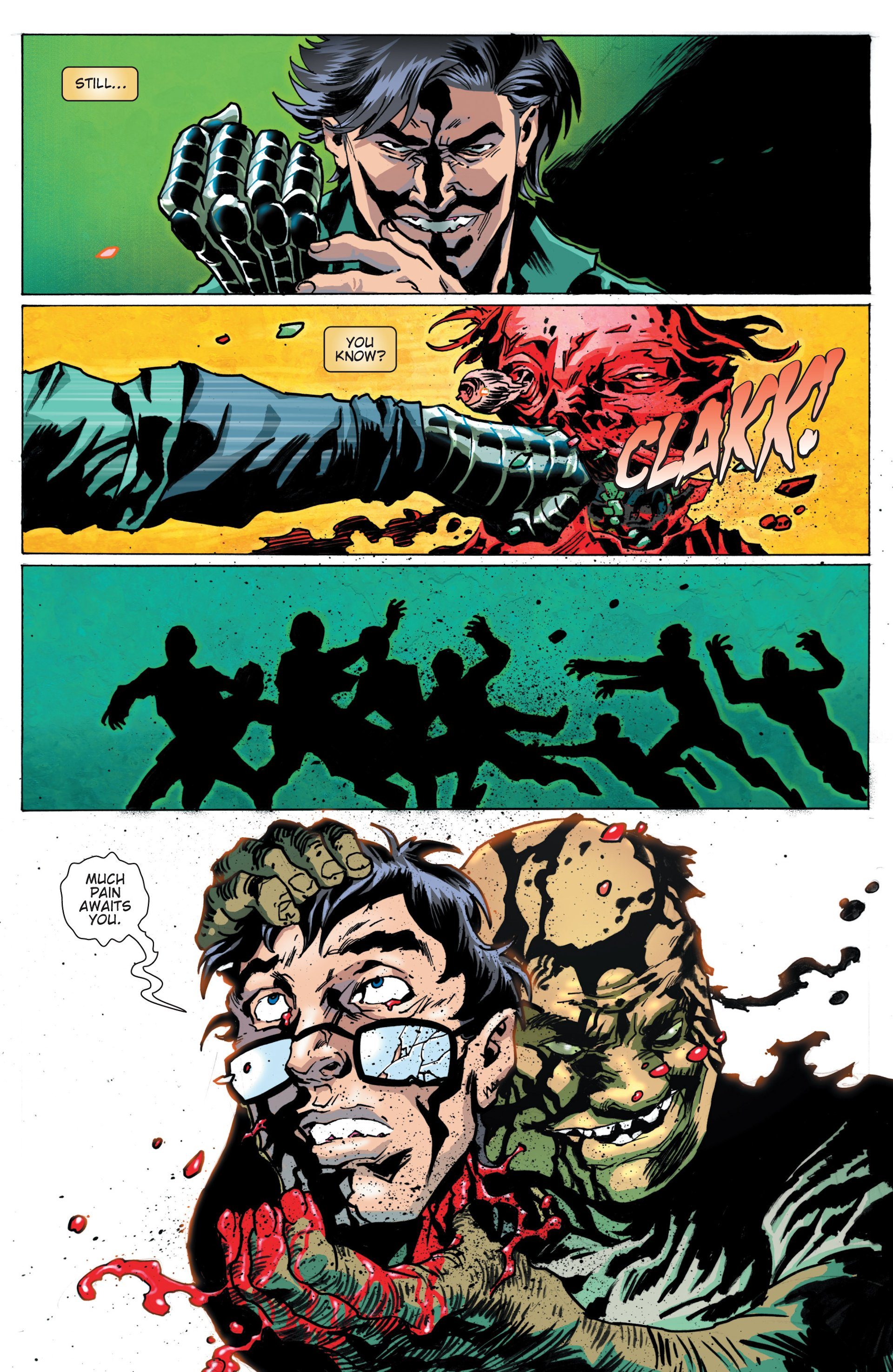 Read online Army of Darkness/Reanimator comic -  Issue #Army of Darkness/Reanimator Full - 31