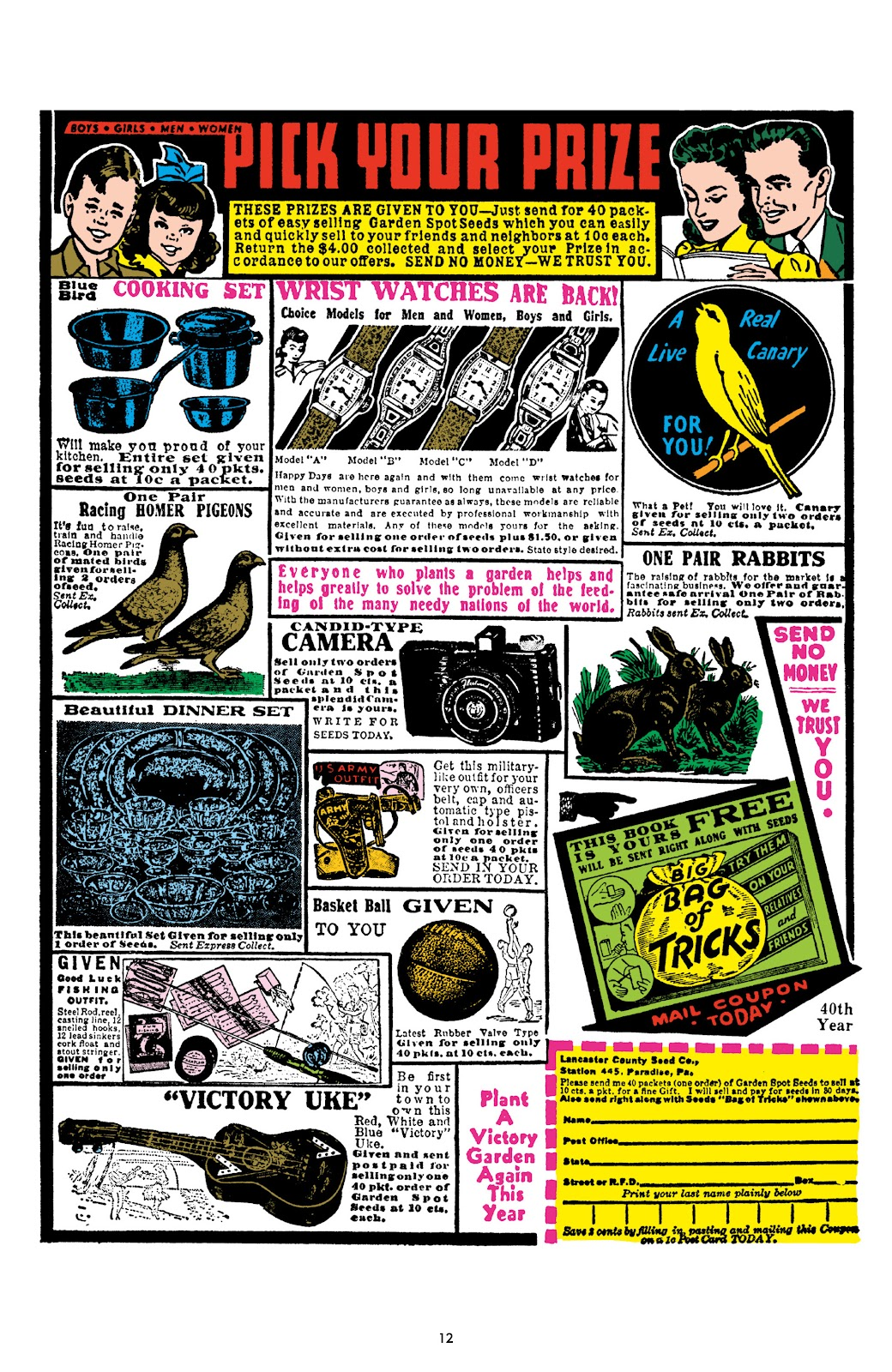 Read online Crime Does Not Pay Archives comic -  Issue # TPB 8 (Part 1) - 14