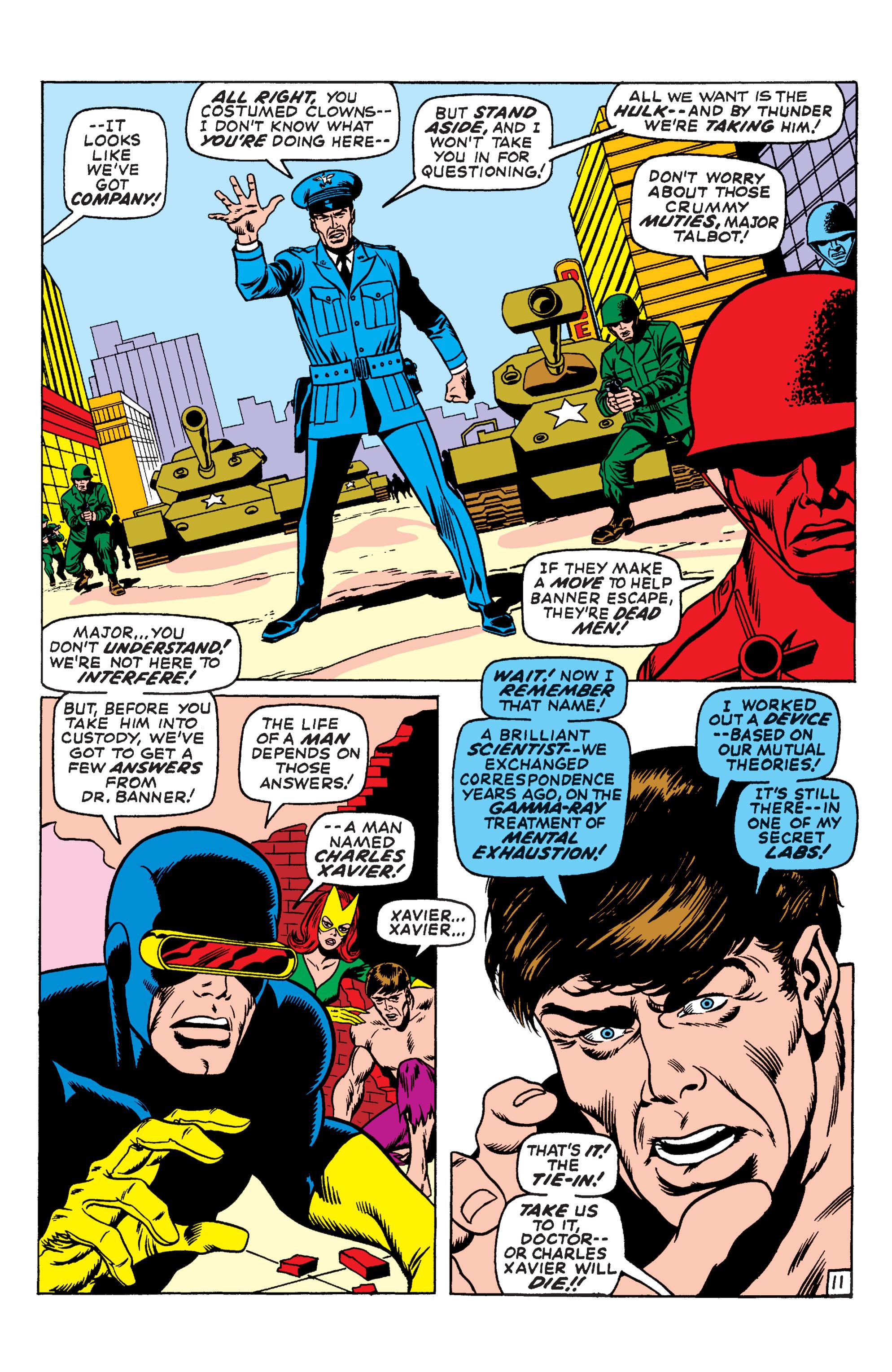 Uncanny X-Men (1963) 66 Page 11