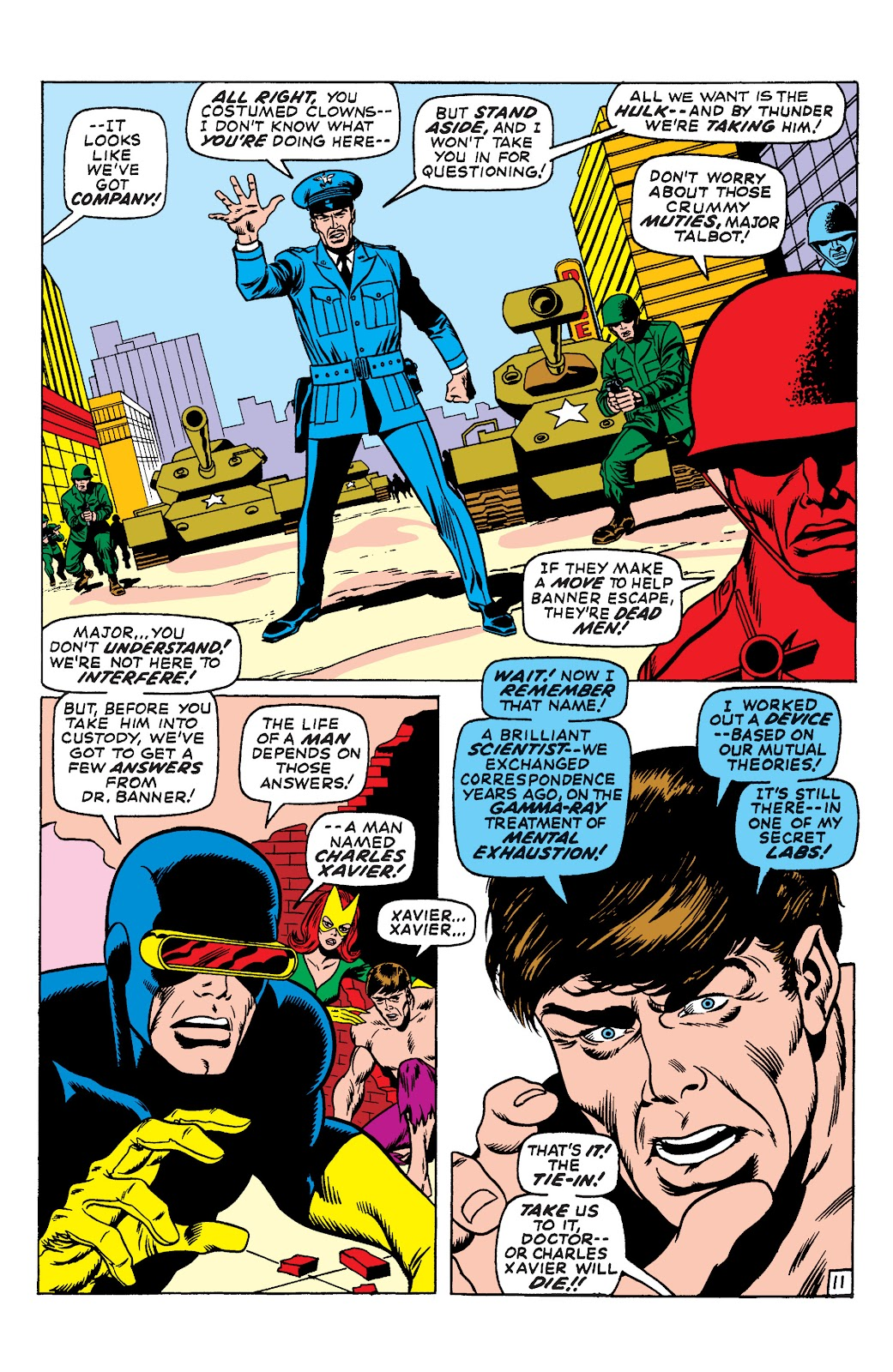 Uncanny X-Men (1963) issue 66 - Page 12