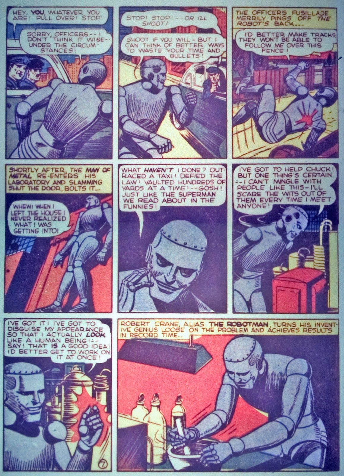 Star Spangled Comics (1941) issue 7 - Page 38