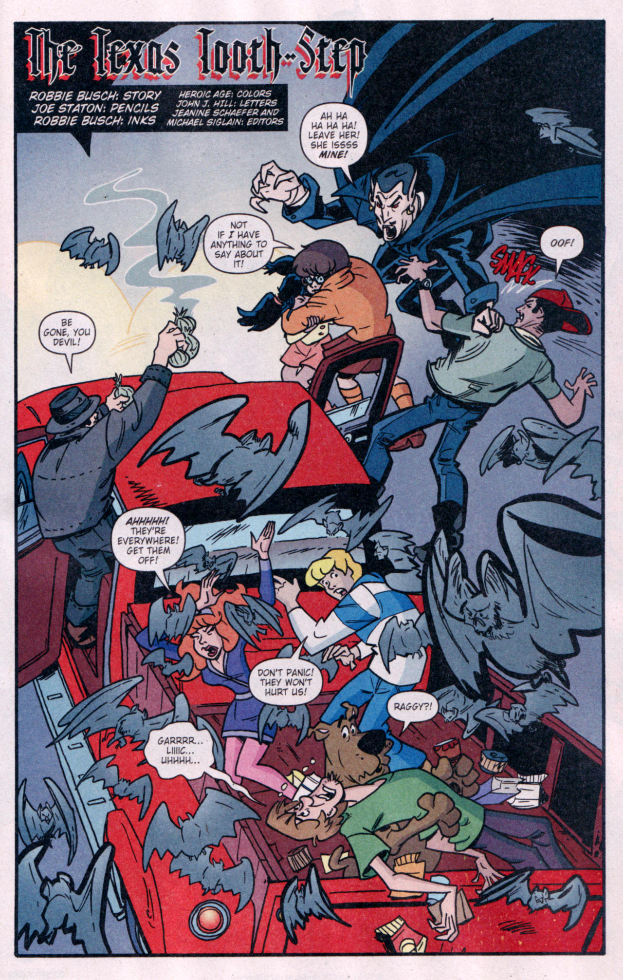 Read online Scooby-Doo (1997) comic -  Issue #119 - 15
