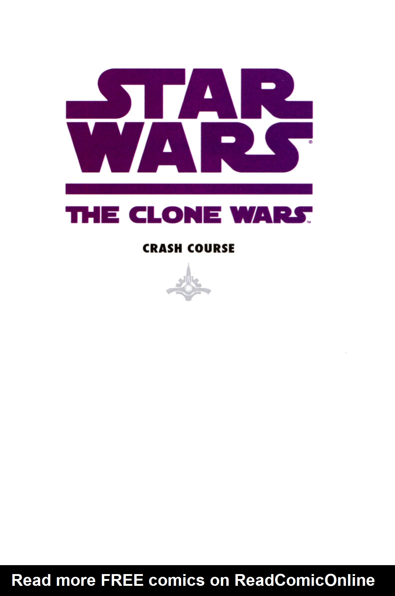 Read online Star Wars: The Clone Wars - Crash Course comic -  Issue # Full - 3