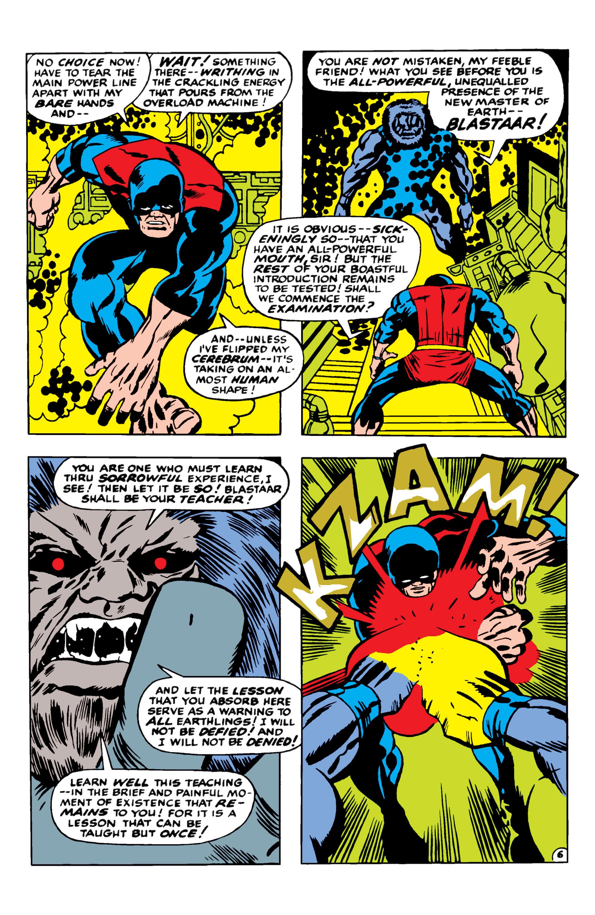 Uncanny X-Men (1963) 53 Page 6