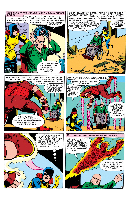Read online Uncanny X-Men (1963) comic -  Issue #13 - 17