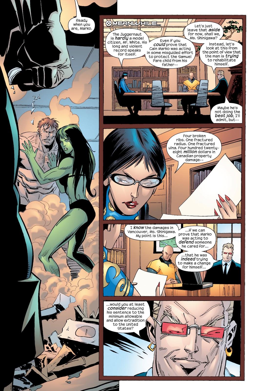 Uncanny X-Men (1963) issue 436 - Page 10