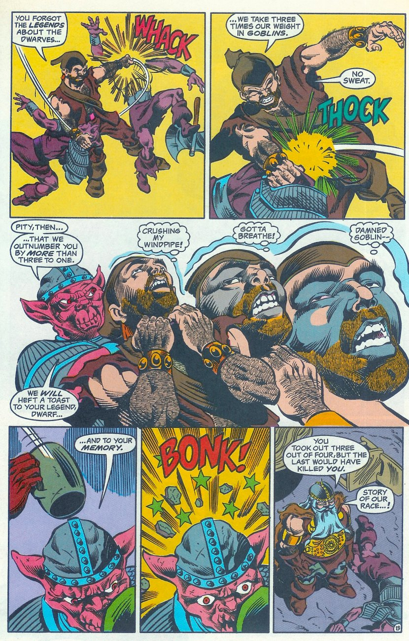 Read online Advanced Dungeons & Dragons comic -  Issue #Advanced Dungeons & Dragons _Annual - 14