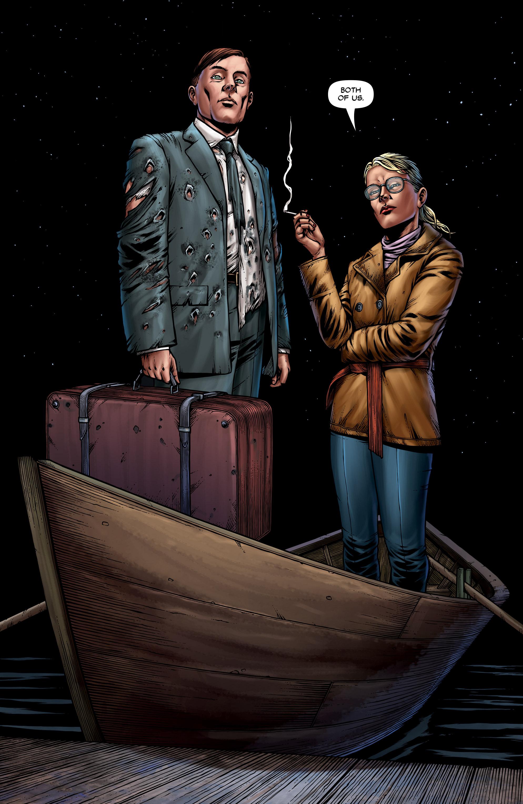 Read online Uber: Invasion comic -  Issue #3 - 24
