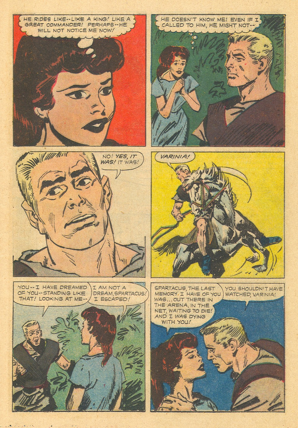 Four Color Comics issue 1139 - Page 17